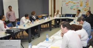 إحدى دورات التدريب للصحفيين المصريين