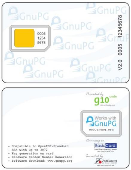 OpenPGP-Smartcard