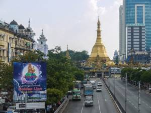Much media coverage  focuses only on a few big cities like Yangon (photo: Kyle James)