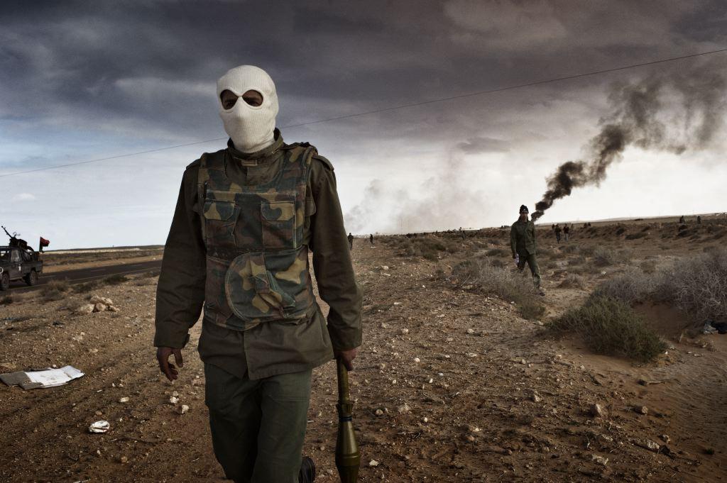 (Обработанное фото) Yuri Kozyrev/NOOR для TIME Magazine