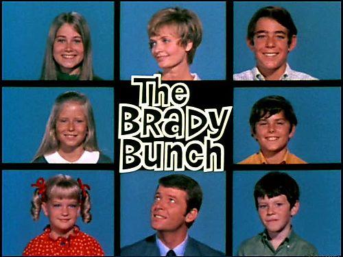Американский сериал The Brady Bunch