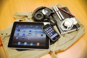 Айпед и айфон